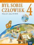 Był sobie człowiek. Klasa 4, szkoła podstawowa. Historia i społeczeństwo. Podręcznik (+CD) w sklepie internetowym Booknet.net.pl