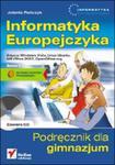 Informatyka Europejczyka. Gimnazjum. Podręcznik (Windows Vista, Linux Ubuntu, MS Office 2007) w sklepie internetowym Booknet.net.pl