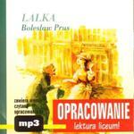 Lalka. Bolesław Prus. Opracowanie - lektura liceum! Audiobook w sklepie internetowym Booknet.net.pl