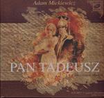 Pan Tadeusz. Klub Czytanej Książki. Audiobook (1 CD mp3) w sklepie internetowym Booknet.net.pl
