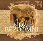 Ludzie bezdomni. Klub Czytanej Książki. Audiobook (2 CD mp3) w sklepie internetowym Booknet.net.pl