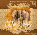 W pustyni i w puszczy. Klub Czytanej Książki. Audiobook (1 CD mp3) w sklepie internetowym Booknet.net.pl