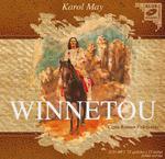 Winnetou. Klub Czytanej Książki. Audiobook (2 CD mp3) w sklepie internetowym Booknet.net.pl