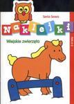 Seria Sowa. Naklejki. Wiejskie zwierzęta w sklepie internetowym Booknet.net.pl