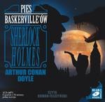 Pies Baskerville`ów. Sherlock Holmes. Audiobook (CD-MP3) w sklepie internetowym Booknet.net.pl