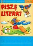 Piszę literki 6-7 lat w sklepie internetowym Booknet.net.pl