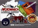 Rysuj z CzuCzu. Zmazuj z CzuCzu. Wojownicy wszech czasów. Zabawy kreatywne (4-7 lat) w sklepie internetowym Booknet.net.pl