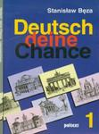 Deutsch deine Chance 1 Podręcznik + CD + Klucz w sklepie internetowym Booknet.net.pl