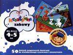Rysuj z Czuczu. Zmazuj z CzuCzu. Kreatywne zabawy dla dzieci 4-5 lat w sklepie internetowym Booknet.net.pl