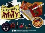 Rysuj z CzuCzu. Zmazuj z CzuCzu. Legendy i mity. Zabawy kreatywne (4-7 lat) w sklepie internetowym Booknet.net.pl