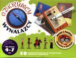 Rysuj z CzuCzu. Zmazuj z CzuCzu. Odkrywcy i wynalazcy. Zabawy kreatywne (4-7 lat) w sklepie internetowym Booknet.net.pl