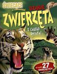 Dzikie zwierzęta z całego świata. Avtivity z naklejkami (27 świecących naklejek!) w sklepie internetowym Booknet.net.pl