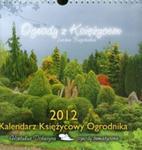 Kalendarz księżycowy ogrodnik 2012 w sklepie internetowym Booknet.net.pl