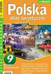 Polska. Atlas turystyczny 1:250 000 w sklepie internetowym Booknet.net.pl