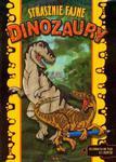 Strasznie fajne dinozaury kolorowanka w sklepie internetowym Booknet.net.pl