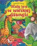 Ruchome obrazki. Małe lew w wielkiej dżungli w sklepie internetowym Booknet.net.pl