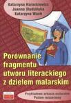 Porównanie fragmentu utworu literackiego z dziełem malarskim Przykładowe arkusze maturalne poziom ro w sklepie internetowym Booknet.net.pl