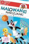 Looney Tunes. Malowanki - naklejanki. Kot Sylwester w sklepie internetowym Booknet.net.pl