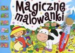 Magiczne malowanki. Na wsi w sklepie internetowym Booknet.net.pl