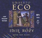 Imię Róży. Audiobook (2 CD-MP3) w sklepie internetowym Booknet.net.pl