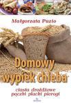 Domowy wypiek chleba w sklepie internetowym Booknet.net.pl