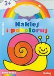 Naklej i pokoloruj Niebieska w sklepie internetowym Booknet.net.pl