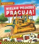 Wielkie pojazdy pracują naklejanki w sklepie internetowym Booknet.net.pl