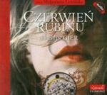 Czerwień Rubinu t.1 (Płyta CD) w sklepie internetowym Booknet.net.pl