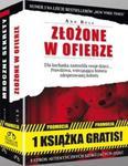Prawdziwe zbrodnie Złożone w ofierze Mroczne sekrety w sklepie internetowym Booknet.net.pl