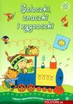 Szlaczki, znaczki i zygzaczki 4-6 lat. Zabawy grafomotoryczne z naklejkami w sklepie internetowym Booknet.net.pl