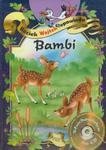 Bociek Wojtek opowiada Bambi z płytą CD w sklepie internetowym Booknet.net.pl