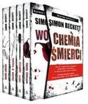 Chemia śmierci Zapisane w kościach Szepty zmarłych Wołanie grobu w sklepie internetowym Booknet.net.pl