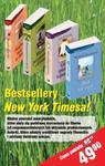Bestsellery New York Timesa w sklepie internetowym Booknet.net.pl