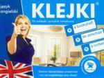 KLEJKI język angielski w sklepie internetowym Booknet.net.pl