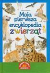 Moja pierwsza encyklopedia zwierząt w sklepie internetowym Booknet.net.pl