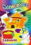 Malowanki Zabawki A4 w sklepie internetowym Booknet.net.pl