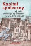 Kapitał społeczny a zjawiska patologii społecznej w wielkim mieście w sklepie internetowym Booknet.net.pl