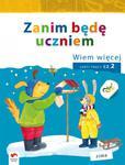 Zanim będę uczniem. Wiem więcej. Wychowanie przedszkolne. Karty pracy, część 2 w sklepie internetowym Booknet.net.pl