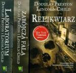 Relikwiarz / Zabójcza fala / Laboratorium w sklepie internetowym Booknet.net.pl