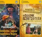 Poradnik globtrotera Blondynka czyli Blondynka w podróży / Blondynka, jaguar i tajemnica Majów w sklepie internetowym Booknet.net.pl