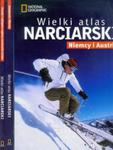 Wielki atlas narciarski Niemcy i Austria / Wielki atlas narciarski Szwajcaria i Włochy / Wielki atlas narciarski Francja i najlepsze regiony narciarskie świata w sklepie internetowym Booknet.net.pl