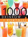 1000 drinków i koktajli w sklepie internetowym Booknet.net.pl