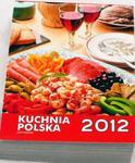 Kuchnia Polska. Poradnik. Kalendarz zdzierak 2012 w sklepie internetowym Booknet.net.pl