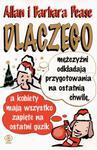 Dlaczego mężczyźni odkładają przygotowania na ostatnią chwilę, a kobiety mają wszystko zapięte... w sklepie internetowym Booknet.net.pl