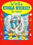 Wielka księga wierszy dla dzieci w sklepie internetowym Booknet.net.pl