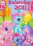 Kalendarz 2011 ścienny Mój kucyk Pony w sklepie internetowym Booknet.net.pl