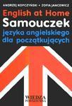 Samouczek języka angielskiego dla początkujących w sklepie internetowym Booknet.net.pl