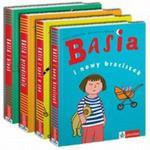 Basia i nowy braciszek Basia i upał w zoo Basia i przedszkole Basia i biwak Pakiet w sklepie internetowym Booknet.net.pl