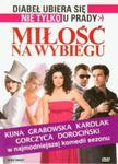 Miłość na wybiegu w sklepie internetowym Booknet.net.pl