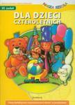 Dla dzieci czteroletnich Nasza szkoła w sklepie internetowym Booknet.net.pl